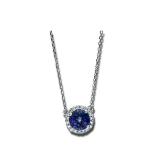 Brogle Selection Halskette mit Anhänger Felicity 4F020W4-1
