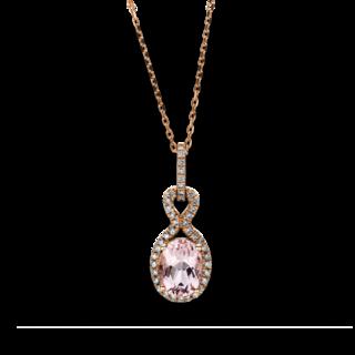 Brogle Selection Halskette mit Anhänger Felicity 4F195R4-1