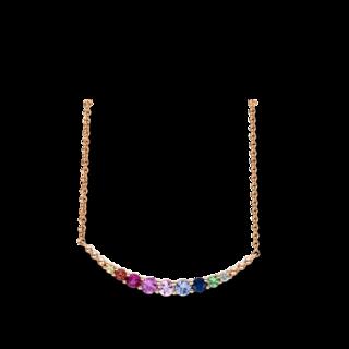 Brogle Selection Halskette mit Anhänger Felicity 4F393R8-2