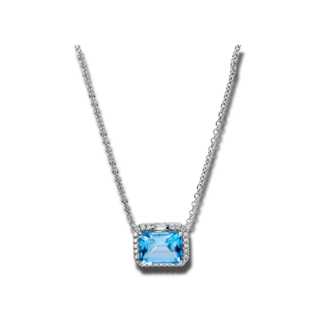 Brogle Selection Halskette mit Anhänger Felicity 4F398W8-1