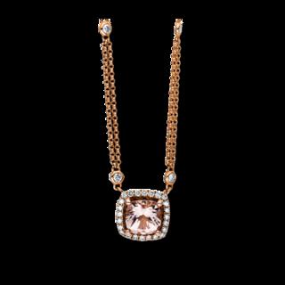 Brogle Selection Halskette mit Anhänger Felicity 4F490R8-1