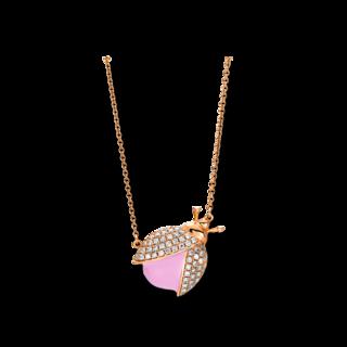 Brogle Selection Halskette mit Anhänger Felicity 4F522R8-1
