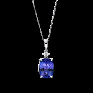 Brogle Selection Halskette mit Anhänger Felicity 4F564W8-1