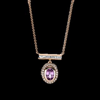 Brogle Selection Halskette mit Anhänger Felicity 4F606R8-1