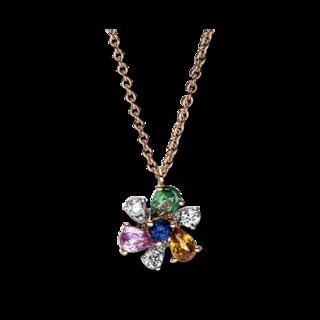 Brogle Selection Halskette mit Anhänger Felicity 4F613R8-1