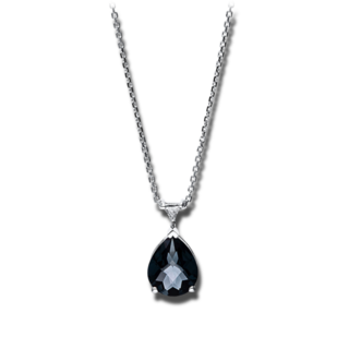 Brogle Selection Halskette mit Anhänger Felicity 4F728W4-1