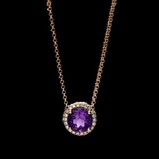 Brogle Selection Halskette mit Anhänger Felicity 4F894R8-3