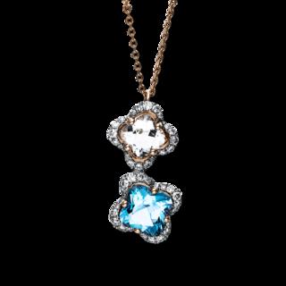 Brogle Selection Halskette mit Anhänger Felicity 4F960R8-1