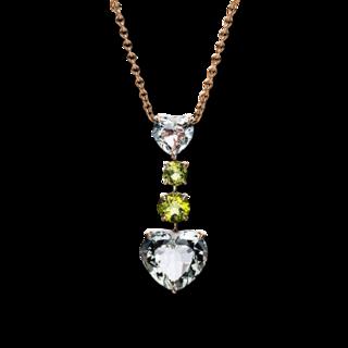 Brogle Selection Halskette mit Anhänger Felicity 4G111R8-1