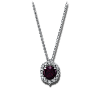 Brogle Selection Halskette mit Anhänger Felicity 4G186W8-1