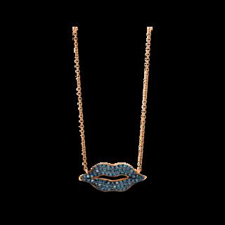 Brogle Selection Halskette mit Anhänger Felicity Mund 4D448R8-2