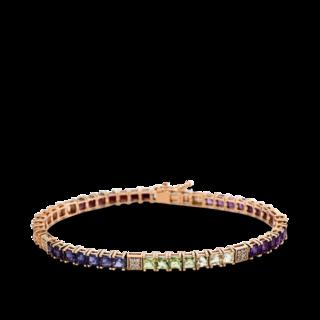 Brogle Selection Armband Felicity Rainbow 5C283R4-1