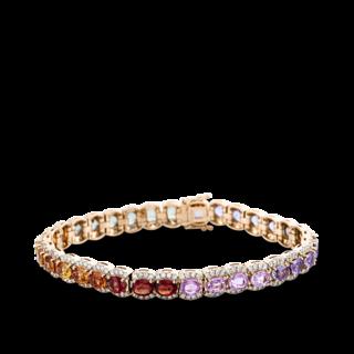 Brogle Selection Armband Felicity Rainbow 5C310R8-1
