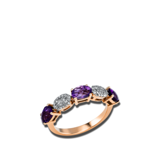 Brogle Selection Ring Felicity 1W126R8