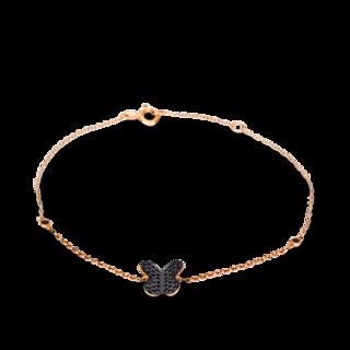 Brogle Selection Armband Felicity Schmetterling 5C015R8-1