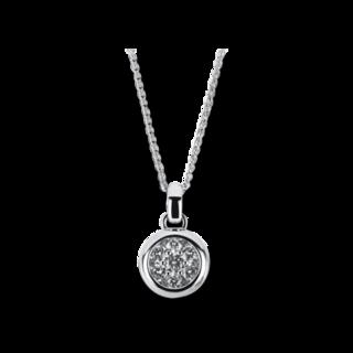 Brogle Selection Halskette mit Anhänger Illusion 3A256W4-1