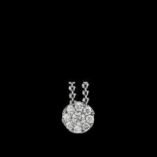 Brogle Selection Halskette mit Anhänger Illusion 4A165W4-1