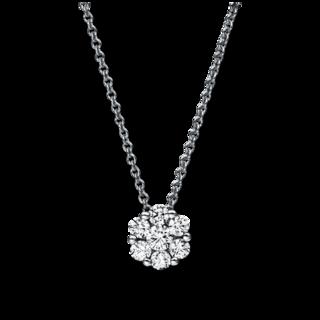 Brogle Selection Halskette mit Anhänger Illusion 4A212W8-5