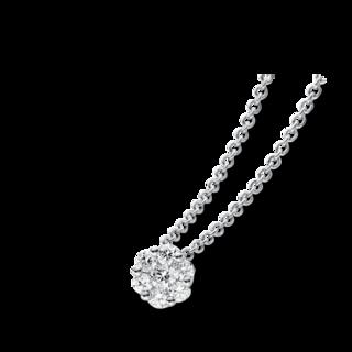 Brogle Selection Halskette mit Anhänger Illusion 4A214W8-9