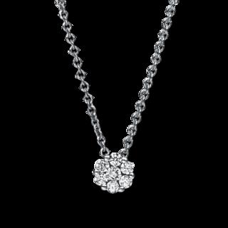 Brogle Selection Halskette mit Anhänger Illusion 4A215W8-8