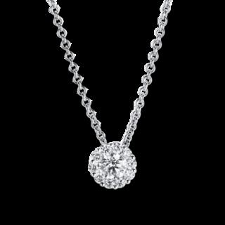 Brogle Selection Halskette mit Anhänger Illusion 4A217W8-5
