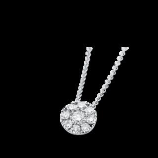 Brogle Selection Halskette mit Anhänger Illusion 4A238W8-2