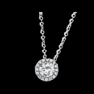 Brogle Selection Halskette mit Anhänger Illusion 4A294W8-1