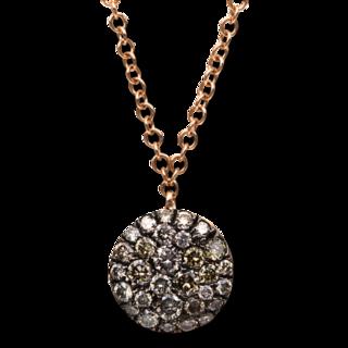 Brogle Selection Halskette mit Anhänger Illusion 4B189R8-2