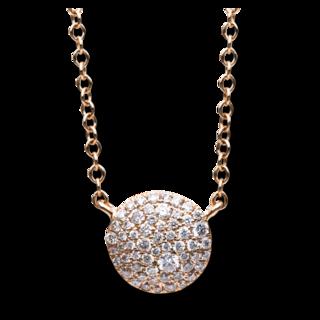 Brogle Selection Halskette mit Anhänger Illusion 4B193R8-2