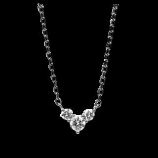 Brogle Selection Halskette mit Anhänger Illusion 4B524W4-3