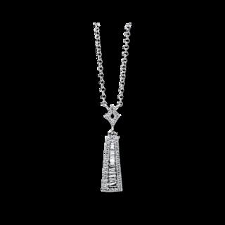 Brogle Selection Halskette mit Anhänger Illusion 4B865W4-1