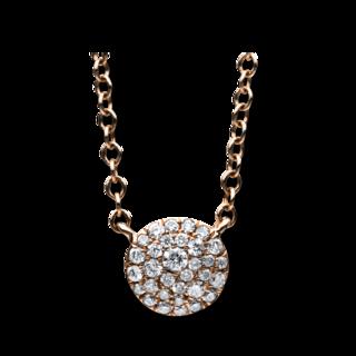 Brogle Selection Halskette mit Anhänger Illusion 4C540R4-1