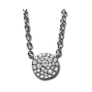 Brogle Selection Halskette mit Anhänger Illusion 4C540W8-3