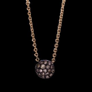Brogle Selection Halskette mit Anhänger Illusion 4C541R4-1