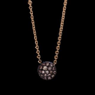 Brogle Selection Halskette mit Anhänger Illusion 4C541R8-8
