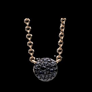 Brogle Selection Halskette mit Anhänger Illusion 4C542R8-6
