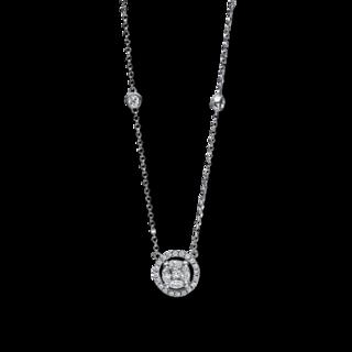Brogle Selection Halskette mit Anhänger Illusion 4C925W8-2