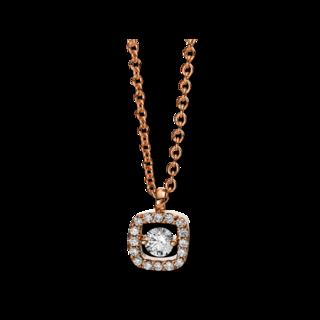 Brogle Selection Halskette mit Anhänger Illusion 4D386R8-2