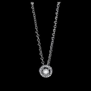 Brogle Selection Halskette mit Anhänger Illusion 4D922W8-3
