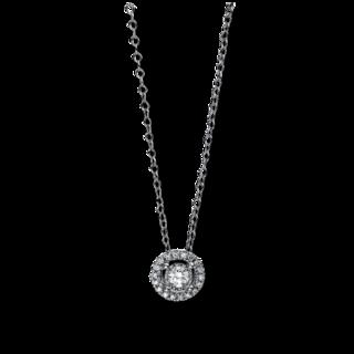 Brogle Selection Halskette mit Anhänger Illusion 4D923W8-3