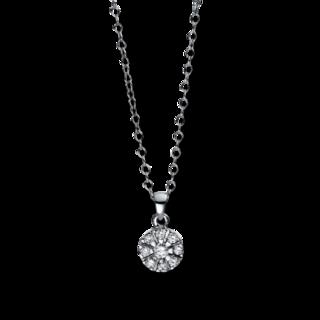 Brogle Selection Halskette mit Anhänger Illusion 4D925W8-1