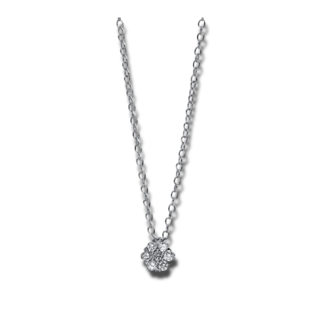 Brogle Selection Halskette mit Anhänger Illusion 4D927W8-1