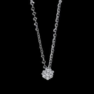 Brogle Selection Halskette mit Anhänger Illusion 4D930W8-1