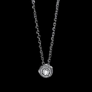 Brogle Selection Halskette mit Anhänger Illusion 4D934W8-2