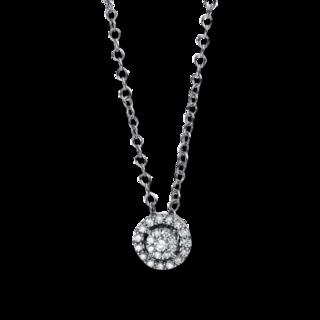 Brogle Selection Halskette mit Anhänger Illusion 4D936W8-2