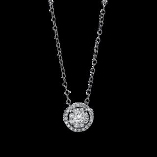 Brogle Selection Halskette mit Anhänger Illusion 4D938W4-1