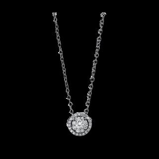 Brogle Selection Halskette mit Anhänger Illusion 4D938W8-2