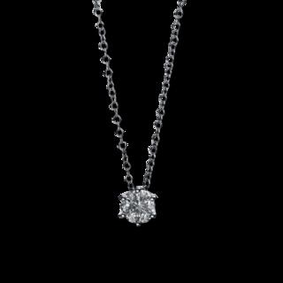 Brogle Selection Halskette mit Anhänger Illusion 4D941W8-2