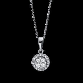 Brogle Selection Halskette mit Anhänger Illusion 4E105W8-2