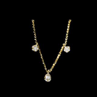 Brogle Selection Halskette mit Anhänger Illusion 4E184G8-1